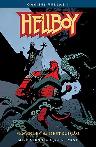 Hellboy omnibus - volume 01: Sementes da destruição