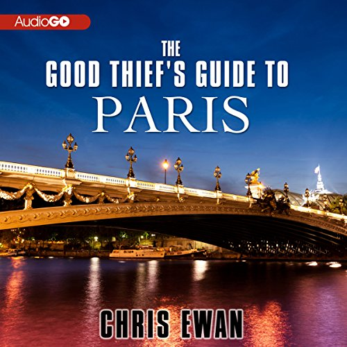 The Good Thief's Guide to Paris audiobook cover art