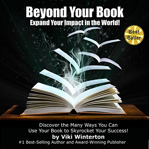 Beyond Your Book audiobook cover art