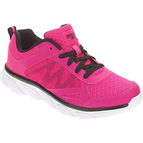 Danskin Now Girls Athletic Lightweight Running Shoes Fuschia (2)