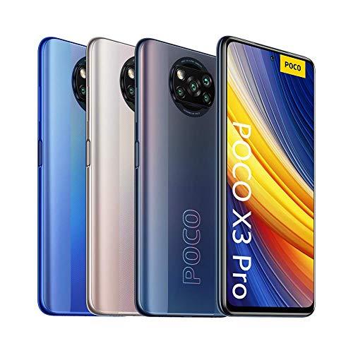 Poco X3 Pro Smartphone RAM 6GB ROM 128GB 120Hz 6.67