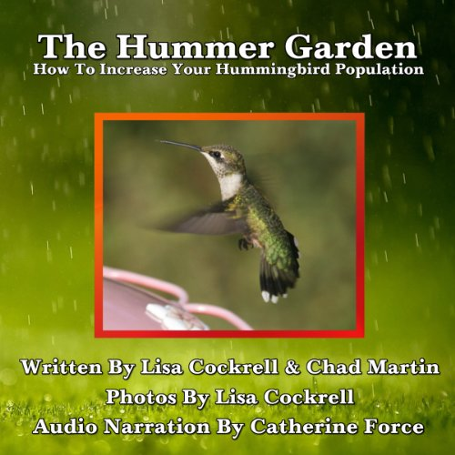 The Hummer Garden audiobook cover art