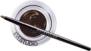 Maybelline New York Eyestudio Lasting drama Gel Eyeliner 24, marrón
