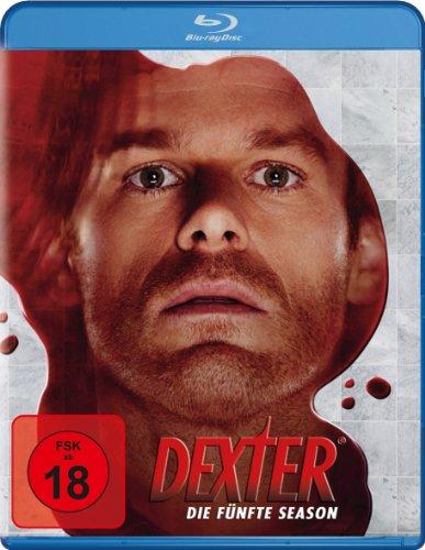 Dexter - Die fünfte Season [Blu-ray]