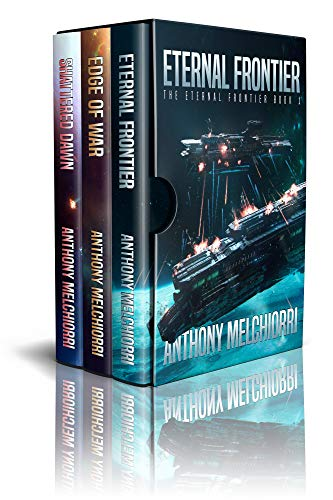 The Eternal Frontier Box Set (Books 1-3): A Military Sci-Fi Adventure