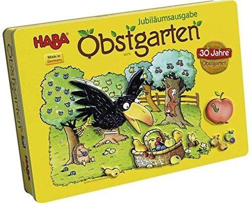 Haba - Spel - Boomgaard - Jubileumuitgave 30 jaar in een bewaarblik