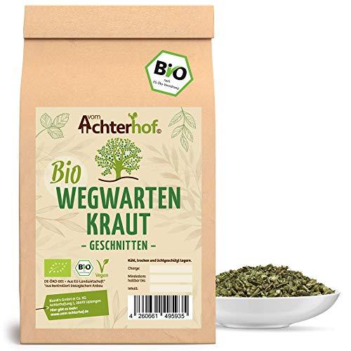 Wegwarte Tee BIO | 500g | 100% Wegwartenkraut ohne Zusätze | Wegwarten-Tee lose | vom Achterhof