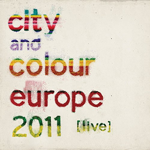 City and Colour: Europe 2011 (Live in London) [The Roundhouse 18.10.11]