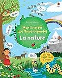 La nature - Mon livre des questions-réponses