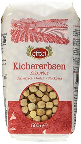 A La Ciftci Kichererbsen Nohut, 6er Pack (6 x 500 g)