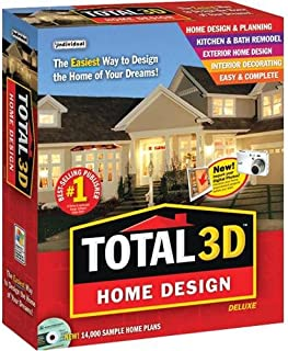 Total 3D Home Design Deluxe 9