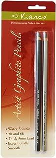 Artgraf Water Soluble Graphite Pencil 2 Pk