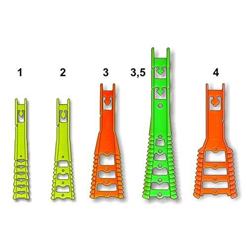 Stonfo Leiterchen - Scaletta Regolabile - Art. Nr. 310 - Größe 1