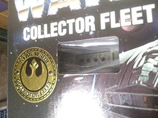 Star Wars Collector Series Electronic Rebel Blockade Runner Ship