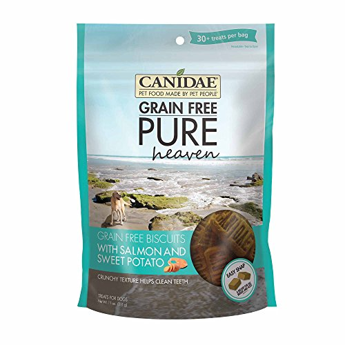 Canidae Canidae Korn Kostenlos Kekse Pure Heaven Lachs Und Süßkartoffel Für Hunde 312 G