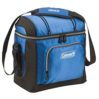 Coleman 16 Can Cooler,Blue
