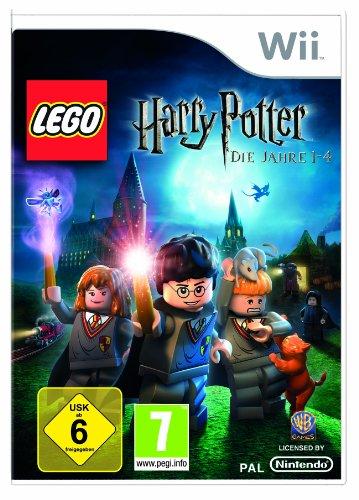 Lego Harry Potter - Die Jahre 1 - 4 [Nintendo Wii]