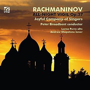 Rachmaninov: All-Night Vigil, Op. 37