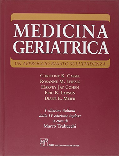 Medicina geriatrica. Un approccio basato sull'evidenza