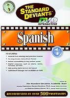 Standard Deviants: Spanish 1 [DVD]