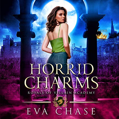 Horrid Charms audiobook cover art