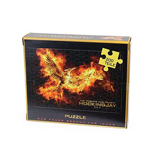 Die Tribute von Panem Puzzle Motiv Mockingjay