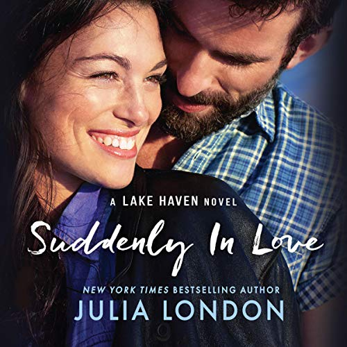 Suddenly in Love audiobook cover art