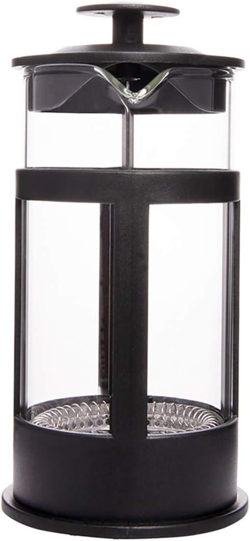 Biggcoffee FY04 Franse pers, borosilicaatglas, 350 ml, functioneel compact...