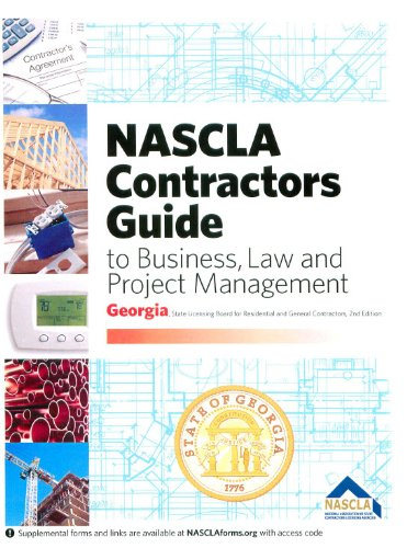 Price comparison product image NASCLA Contractors Guide to Business,  Law and Project Management,  G State Licensing Board for Residential and General