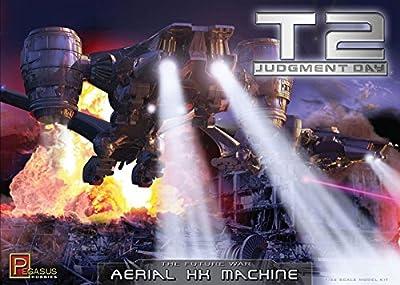 Pegasus Hobbies 1:32 Scale Terminator 2 Aerial Hunter Model Kit