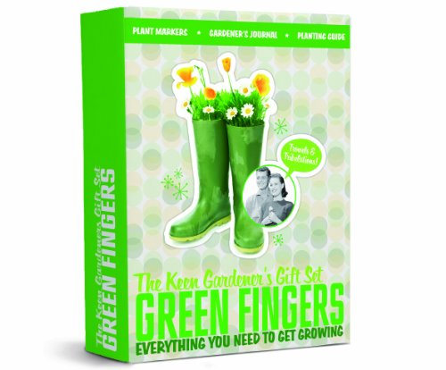 Gift Republic Good Times Green Fingers Coffret Cadeau spécial Jardinage Français Non Garanti