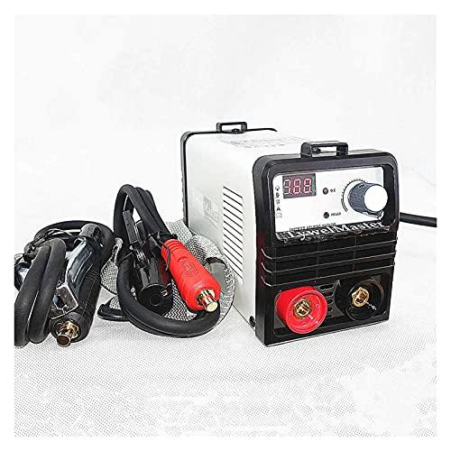 140/16 0A DC Inversor TIGNO Soldador VRD Electrodo de palo 1.0-3.2mm portátil IGBT MMA Máquina de soldadura de arco (Color...