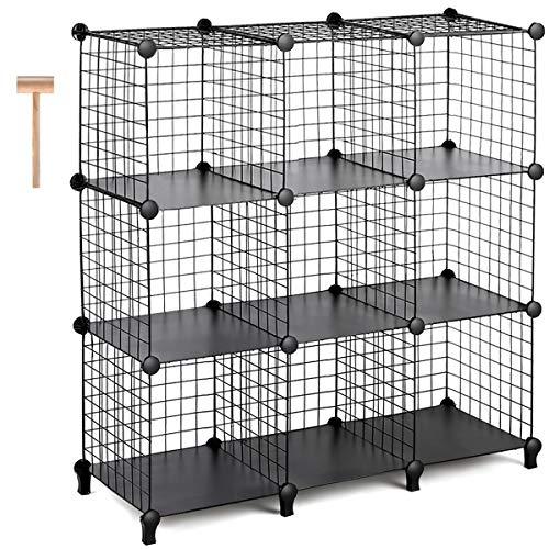 wire bookcase - 4