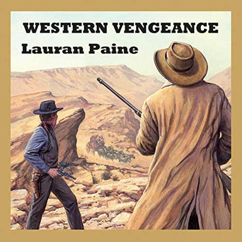 Western Vengeance audiobook cover art