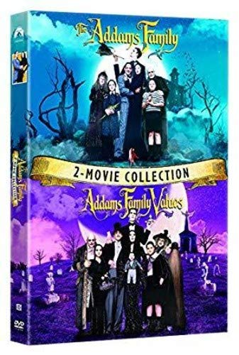 The Addams Family/Addams Family Values 2 Movie Collection Montana