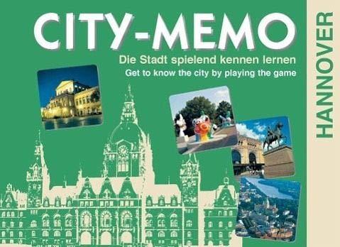 City-Memo. Das Hannover Spiel: Die Stadt spielend kennen Lernen