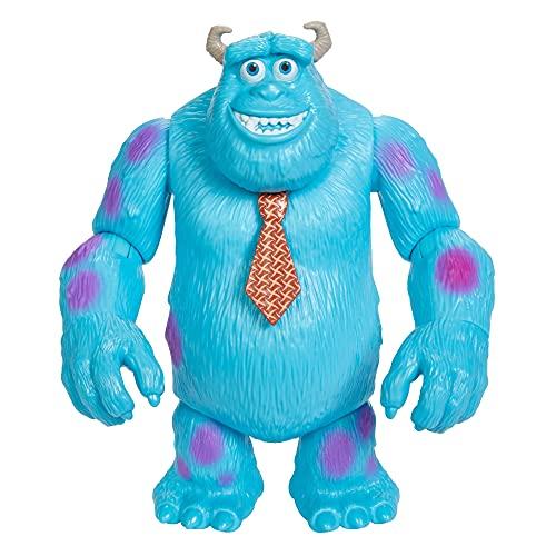 Disney Pixar Monsters At Work Figuras articuladas de juguete para coleccionar, regalo para niños +3 años