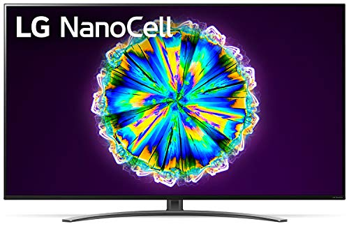 LG 139 cm (55 inches) 4K Ultra HD Smart NanoCell TV 55NANO86TNA (Light Steel Silver) (2020 Model)