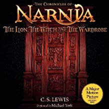 narnia the lion the witch and the wardrobe audiobook