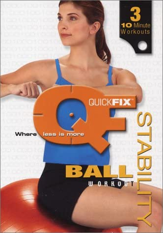 Quick Fix Stability Ball Workout product image