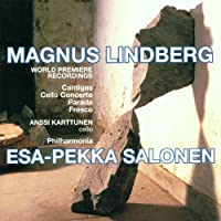 Lindberg: World Premiere Recs