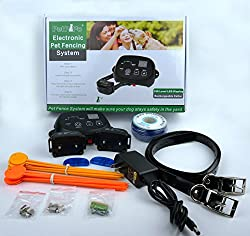 Convenient Outdoor Pet Supplies Electronic Dog Yard