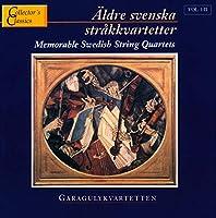Vol. 2-Aldre Svenska Strakkvartetter