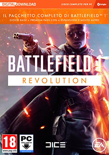 Game PC Electronic Arts Battlefield 1 Revolution