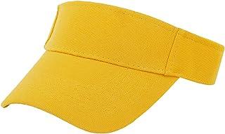 Ellesse Volla Yellow Womens Visor
