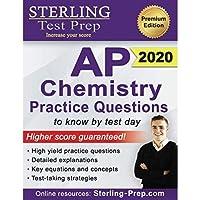 Sterling Test Prep AP Chemistry Practice Questions: High Yield AP Chemistry Questions & Review【洋書】 [並行輸入品]