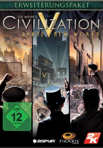 Sid Meier's Civilization V: Brave New World Add-on [Mac Steam Code]