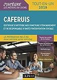 CAFERUIS 2019 - Certificat d'aptitude aux fonctions d'encadrement et de responsable d'unité d'intervention sociale