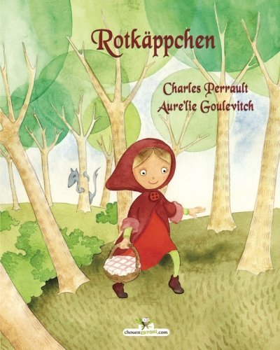 Rotkäppchen (German Edition) by Perrault, Charles (2014) Paperback