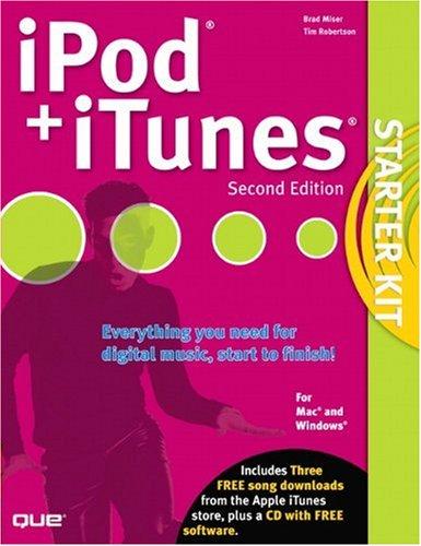 Ipod + Itunes Starter Kit